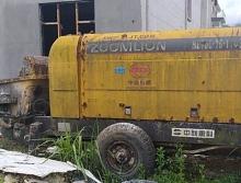 处理2006年中联6016-110电拖泵