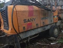 出售11年三一6014拖泵