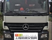 出售06年三一奔驰45米泵车(绿标)