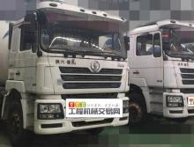 2012年出厂中联三桥陕汽德在12方搅拌车