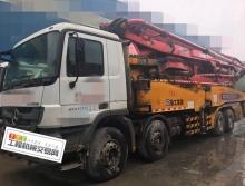 出售13年出厂徐工奔驰52米泵车