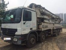 精品出售2009年中联奔驰48米泵车