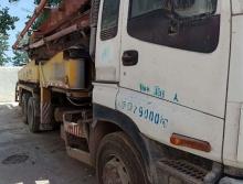 出售06年三一五十铃38米泵车(已核实)