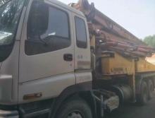 出售2007年三一五十铃37米泵车(精品车)
