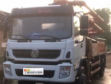 出售2017年上牌科尼乐25米泵车(乡村财富神器)