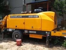 出售2009年5月中联8018—195柴油拖泵