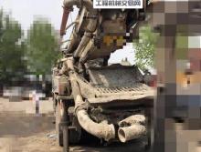 出售07年中联五十铃44米泵车