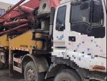 出售06年三一五十铃45米泵车