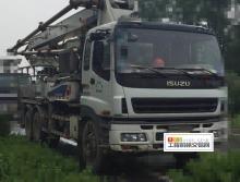 出售10年中联五十铃37米泵车