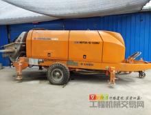 出售14年中联HBT8018拖泵