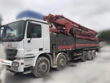 出售2012年韩国KCP奔驰4141叉腿55米泵车