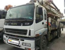 精品转让2010年中联五十铃46米泵车