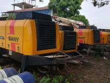 处理2011年三一601413电拖泵