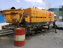 精品出售几乎全新2012年三一60闸板泵
