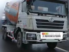 出售12年中联陕汽12方搅拌车