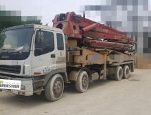 出售06年出厂08年上牌三一五十铃45米泵车《绿标》