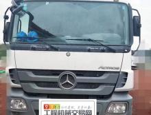 出售11年出厂中联奔驰47米泵车