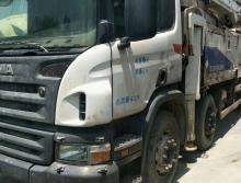 精品出售2012年出厂中联斯堪尼亚56米泵车