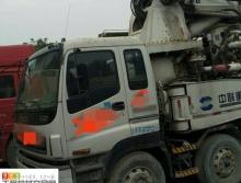 出售2009年中联五十铃44米泵车