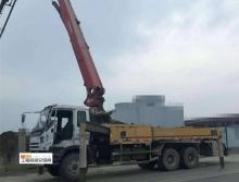 出售04年大象五十铃37米泵车