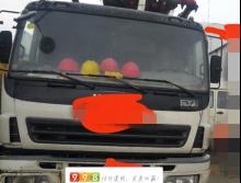出售2011年3月三一五十铃46米泵车