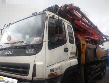 转让2010年8月三一五十铃46米泵车
