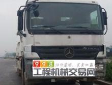 出售09年中联奔驰47米泵车