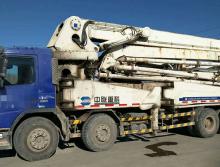 转让2005年中联沃尔沃底盘47米泵车