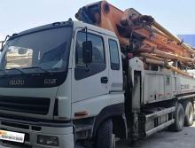 精品转让2012年中联五十铃底盘47米泵车