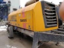 出售4台2010年三一8018柴油拖泵