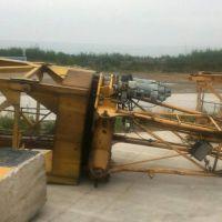 转让波坦2011年MC110塔吊