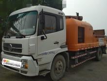 出售精品2013年8月出厂中联10018车载泵