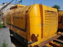 出售11年出厂中集8016拖泵