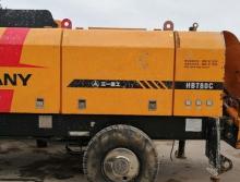 出售13年三一8016拖泵