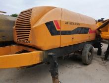 出售11年中联8018电拖泵