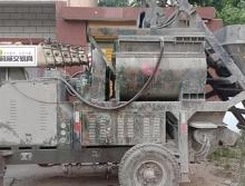 出售16年10月出厂三民QJHBT30C-II搅拌拖泵
