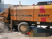 出售11年三一重工8013拖泵