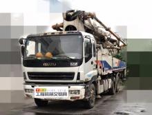 精品出售10年底中联五十铃46米泵车