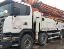 精品出售2015年出厂国四中联斯堪尼亚60米泵车