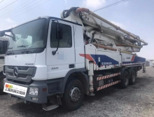 出售北方精品2011年中联奔驰47米泵车