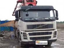 精品出售08年出厂三一沃尔沃48米泵车(国三绿标车)