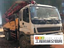 出售09年三一五十铃43米泵车