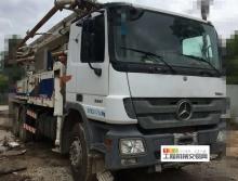 出售12年中联奔驰38米泵车