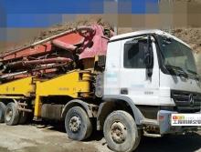 转让07年出厂三一奔驰45米泵车