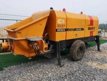 出售15年4月出厂三一HBC6016C-5全新拖泵