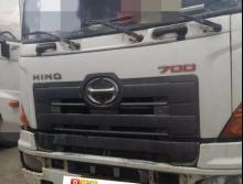 出售12年徐工日野48米泵车
