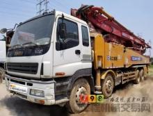 出售13年12月徐工五十铃极品52米六节臂泵车