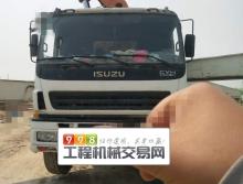 出售11年11月中联五十铃52米泵车【六节臂】