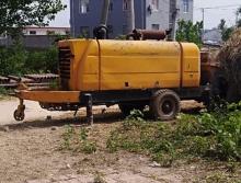 处理2台2007年中联8014-174柴油拖泵
