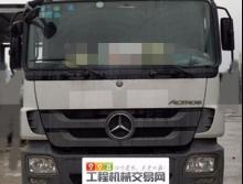 精品出售14年徐工奔驰48米三桥叉腿泵车